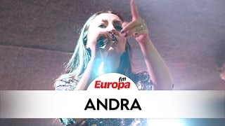 Andra - Without You LIVE la Europa FM