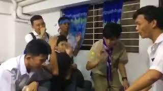 Filipino Students Mashup(Jamming Grade 10 student at KERIS)