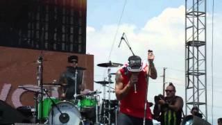 Yelawolf & Travis Barker - Let's Go - San Bernardino - Rock