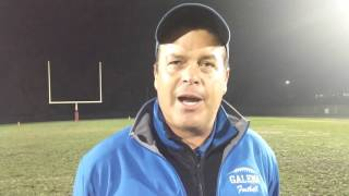 Galena Coach Ed Freed Discusses Win Over Dakota