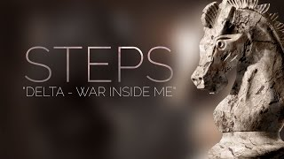 DELTA - War Inside Me (EP-cover) | Step-by-step