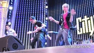 "IM5: ""It's Gonna Be Me"" Cover at CityWalk 3/30/13"