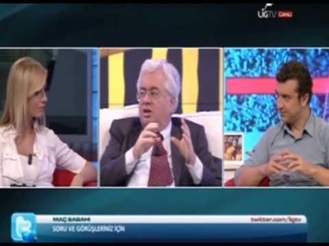 Melih Esen Cengiz - Bir Osmanlı Yazı - Lig Tv Maç Sabahı Programı(30,09,2012)