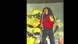 Kaya - Bob Marley, Crystal Palace 7th June 1980
