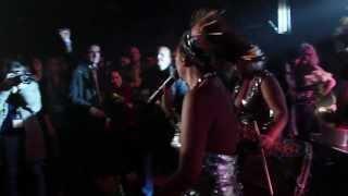 Rita Benneditto - Hoje é dia de festa (trecho em Cannes)