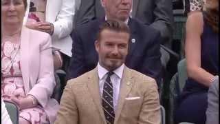 David Beckham's best England goals | Top Five width=