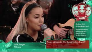 Julie Bergan- All Hours | Live 🌟 Musikhjälpen 2016 🌟