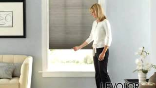 How to Install a Cellular Shade - Outside Mount - YourBlinds.com DIY width=