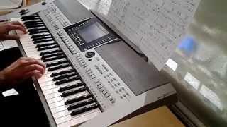 Bryan Adams - Heaven, Cover On Yamaha PSR-S910 Keyboard