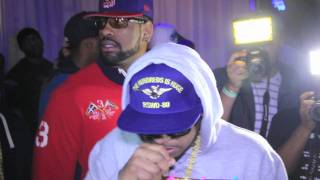 CHINX DRUGZ (TRAILER) LIVE IN WATERBURY CT FEB 18 2012 Directed By: @KBLACK100