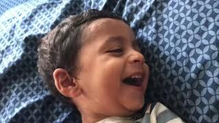 Toddler baby boy Aryan/