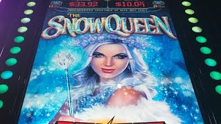 Snow Queen - first attempt - live play and nice bonus win