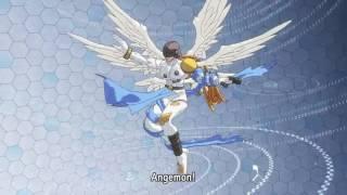 """Digimon Adventure Tri - Soshitsu (Patamon Mega Evolution """"SERAPHIMON"""")"""
