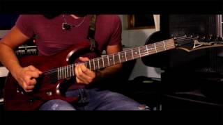 KATHARSYS - TULKAS - GUITAR SOLO BY JOSÉ CHÁVEZ