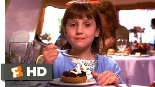 Matilda (1996) - I'm Smart, You're Dumb Scene (2/10)   Movieclips
