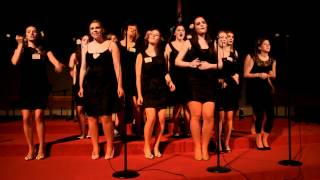 MSU Ladies First - Waka Waka (This Time for Africa) (Shakira a cappella)