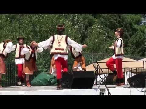 Гуцулський Танець ♫ Hutzul Dance – Dance Workshop Roma Pryma Bohachevsky