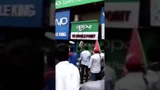 印度开始打砸中国广告牌