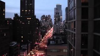 City By Night Loop Video HD