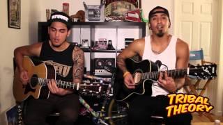 "Tribal Theory - ""DeJah Vu"" - Acoustic Duet - (Original)"