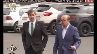 Sportinguistas divulgam emails do Benfica