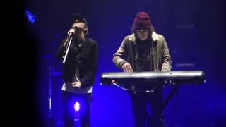16-11-28 Porter Robinson, Madeon - Shelter (Acoustic) LIVE @ The Shrine, Los Angeles [1080p, 60fps]