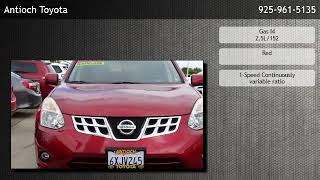 2012 Nissan Rogue  - Clayton