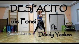 DESPACITO-Luis Fonsi ft. Daddy Yankee (Zumba dance choreo)