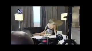 Ana Nikolic - Snimanje spota za pesme Dzukelo, Nisam za triput - (TV Dm Sat)