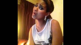If i ain't got you - Alicia Keys cover by Luchia Solomun