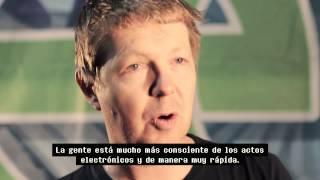 John Digweed - entrevista EDC México 2014