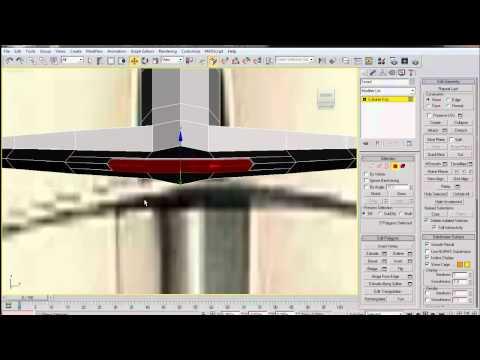 3ds max tutorial. Prosty miecz, Basic sword