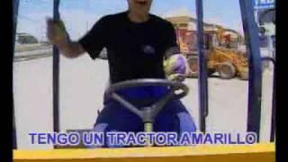 Tractor Amarillo - Zapato Veloz