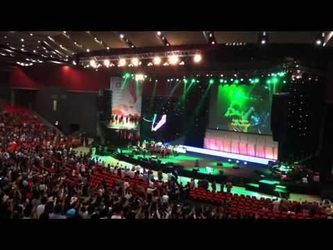 2012-05-15 上午 南非團隊帶領敬拜