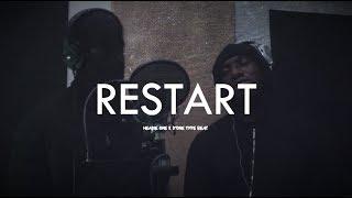 """Headie One x D'One Type Beat """"Restart""""   UK Drill Instrumental 2018"""
