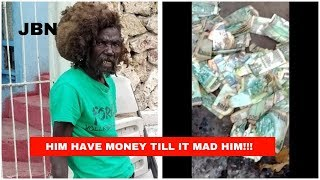 Thousands Of Dollars Found In Madman's House/JBN