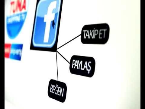 TunashoppingTv Sosyal Medya Tanıtım Videosu
