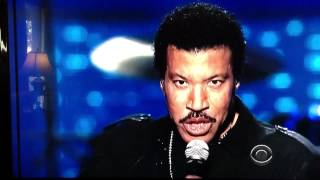 "Jennifer Nettles and Lionel Richie ""Hello"""