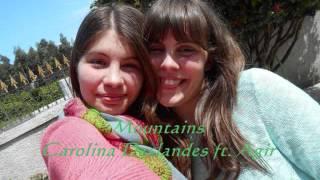"""""""Mountains"""" - Carolina Deslandes feat. Agir (cover)"""