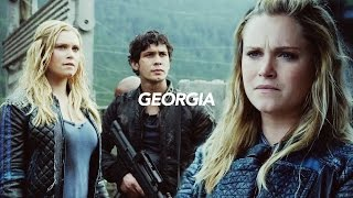 Bellamy & Clarke | Georgia [+4x04]