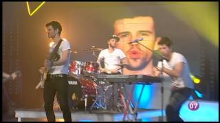 Finala Eurovision 2013: FreeStay - Criminal Mind