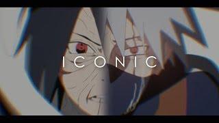 ICONIC AMV [LOGIC Ft. Jaden Smith]