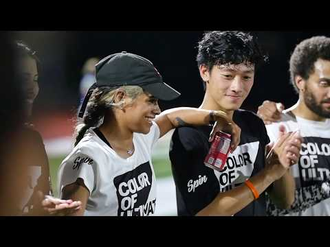 Video Thumbnail: 2019 AFDC Project Diversity's Color of Ultimate Game: Highlights