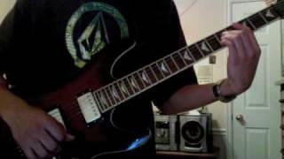 In:Aviate-Voluspa guitar cover