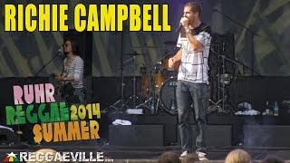 Richie Campbell & The 911 Band - Whoa @ Ruhr Reggae Summer 2014