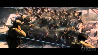 World War Z - Blu-ray Trailer Debut