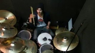 Misery Business - Paramore - Drum Cover - Roberto Garcia