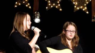 Hero - Sterling Knight (KatjaH & KaleaH) - Acoustic Live Cover