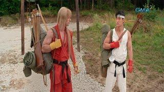 Sina Ken at Ryu sa 'Street Fighter: Assassin's Fist'