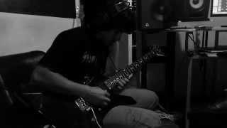 AGGRESSION BAND - recording guitars studio